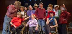 Shannondell Actors Studio participants enjoying themselves